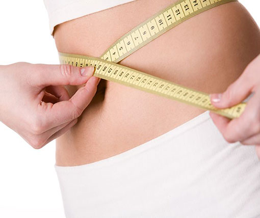 Shrinking Violet body wrap inch loss