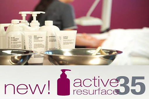 Dermalogica Active 35 Resurfacing Products